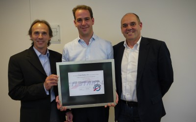DomoSafety received highest Swiss Innovation Award